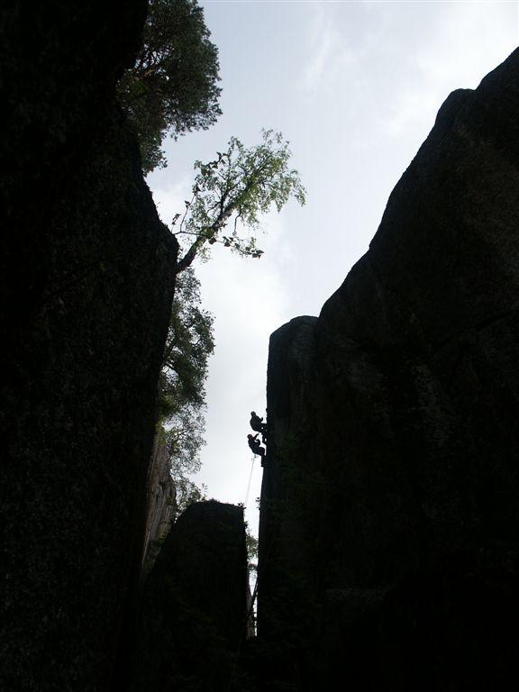 Skallbergsgrottan 2003