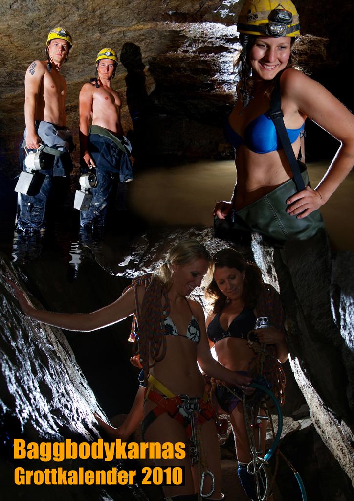 Baggbodykarna Grottkalender 2010