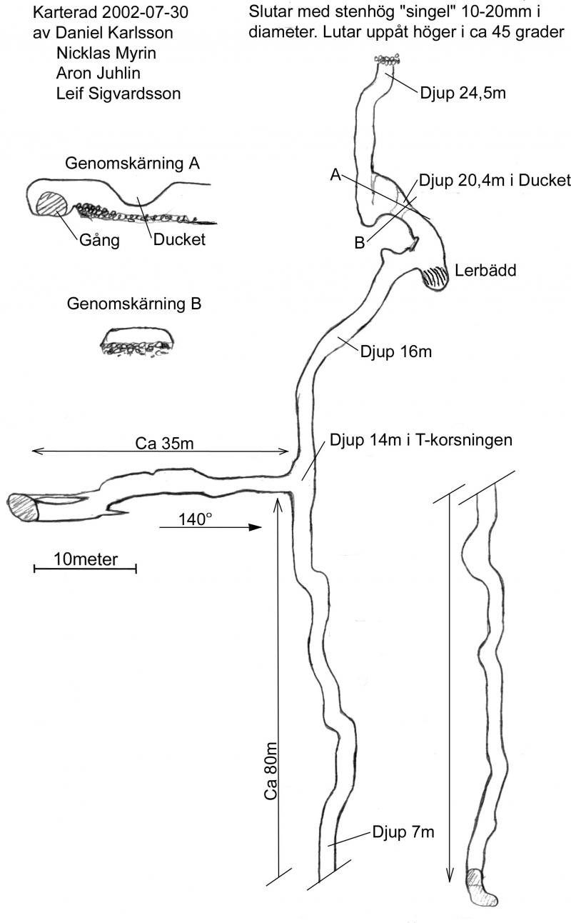 Korallgrottan 2002