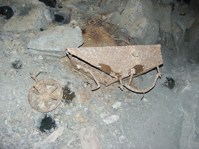 Vintjärns gruva 2004